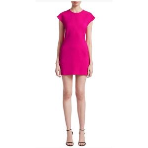 ALC Roda crewneck mini dress